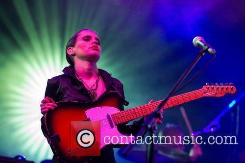 anna calvi performing live at the festival 4037060