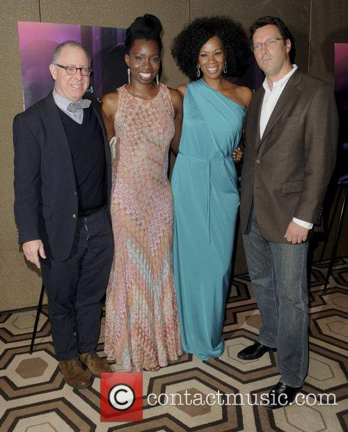 The 'Pariah' premiere at the Tribeca Grand Hotel...