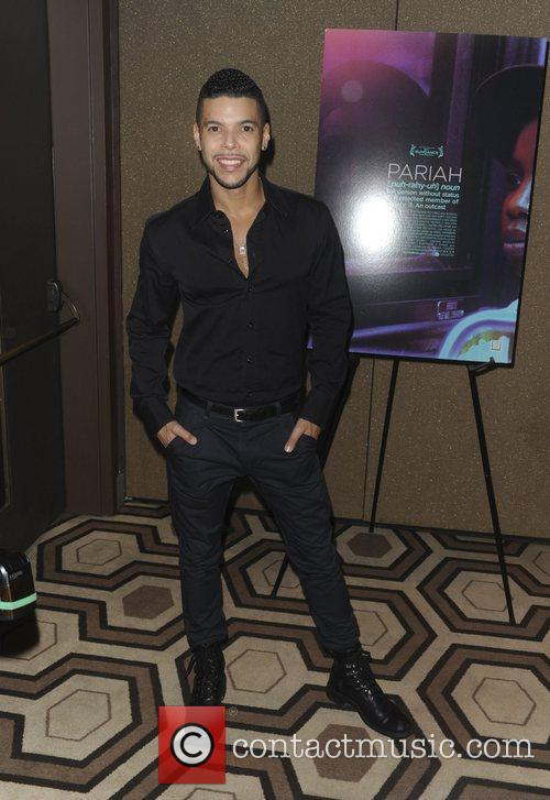 Wilson Cruz and Tribeca Grand Hotel 3