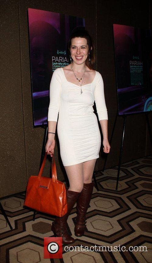 Heather Matarazzo and Tribeca Grand Hotel 3