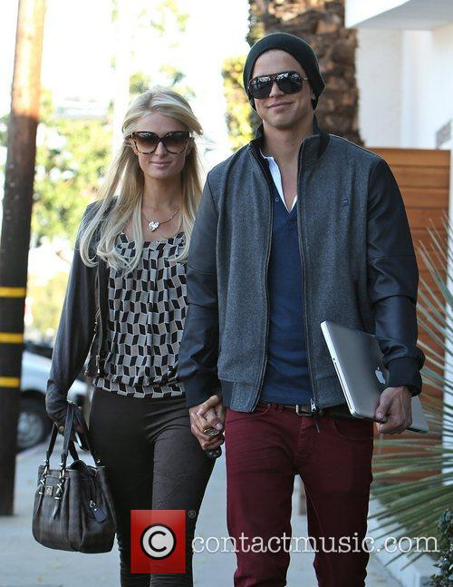 Paris Hilton and River Viiperi 13