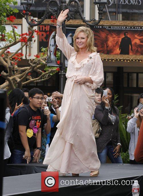 Kathy Hilton at The Grove to launch her...