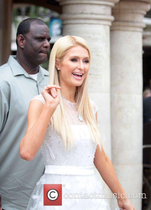 Paris Hilton  The Hilton family appear on...