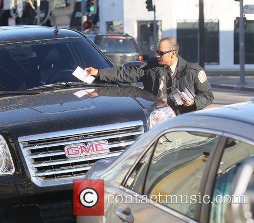 Traffic and Paris Hilton 1