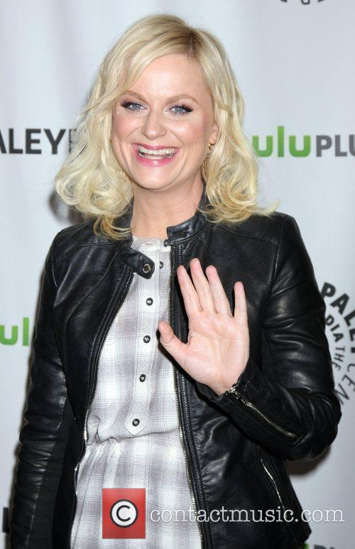 The Parks and Recreation Panel at PaleyFest 2012...