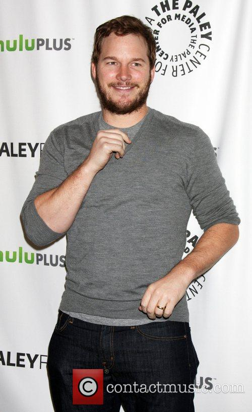 chris pratt the parks and recreation panel 3766988