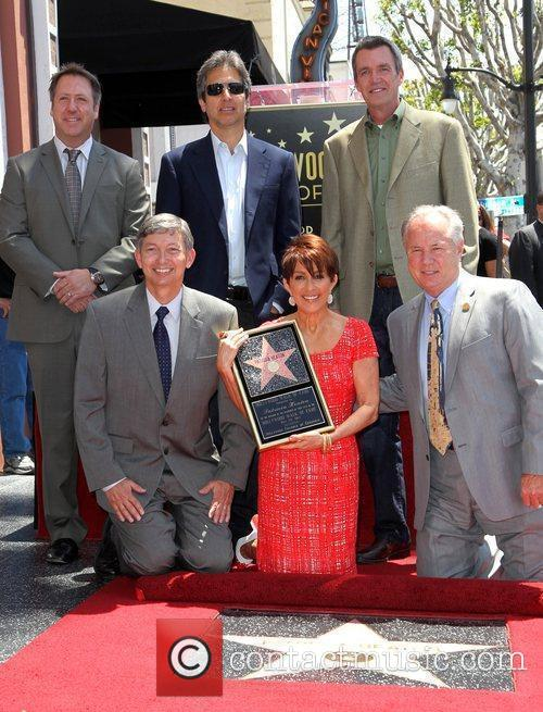 Ray Romano, Patricia Heaton and Walk Of Fame 6