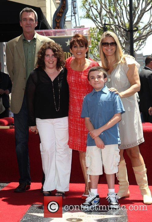 Patricia Heaton and Atticus Shaffer 2