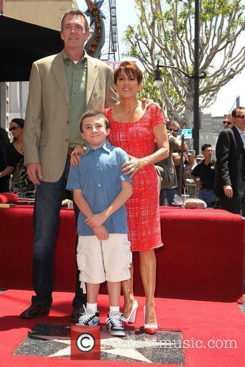 Patricia Heaton and Atticus Shaffer 4