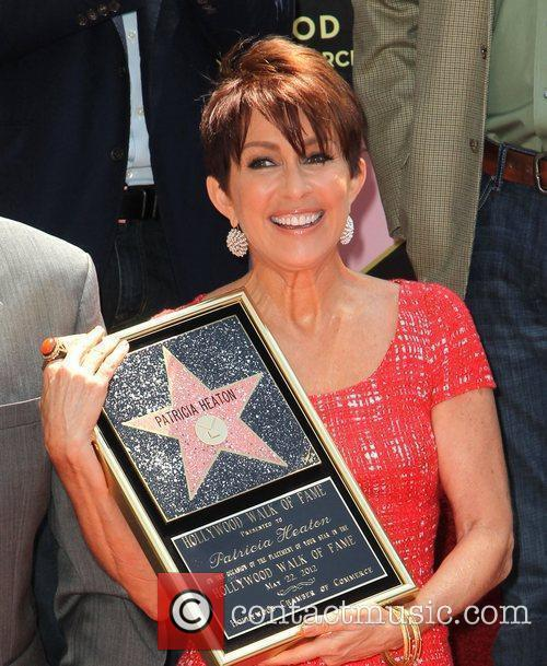patricia heaton patricia heaton is honored with 5849167
