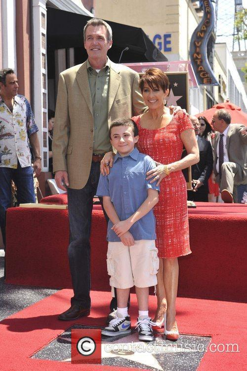 Patricia Heaton and Atticus Shaffer 5