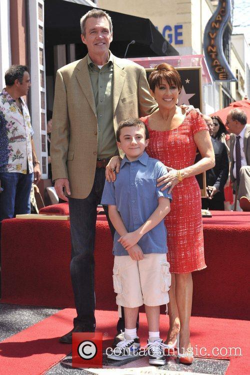 Patricia Heaton and Atticus Shaffer 6