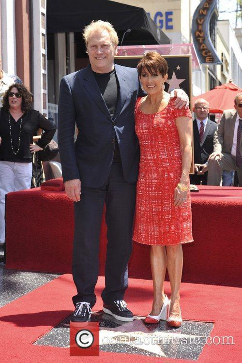 Patricia Heaton and David Hunt 7