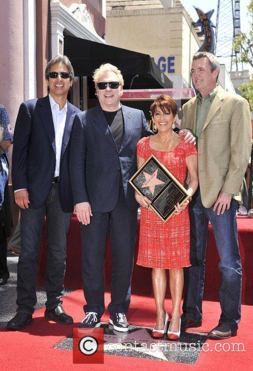 Ray Romano, David Hunt and Patricia Heaton 3