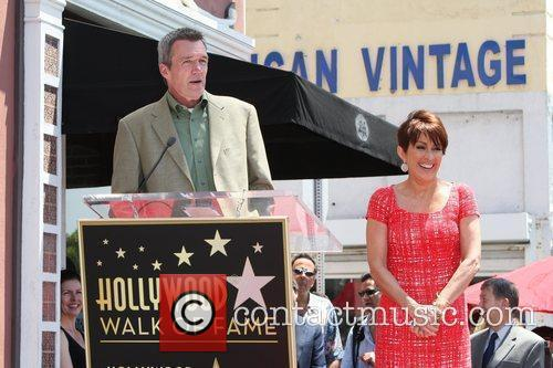 Patricia Heaton, Neil Flynn Patricia Heaton is honored...