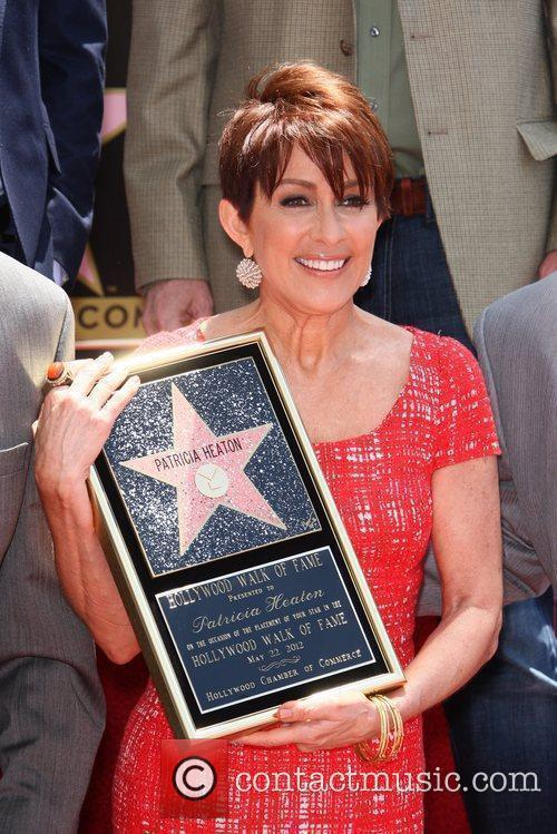 Actress Patricia Heaton  Patricia Heaton is honored...