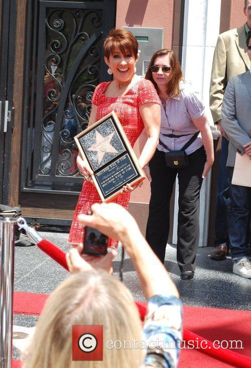 patricia heaton is honored with a hollywood 3900436