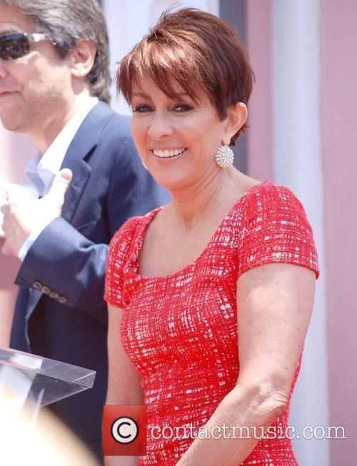 patricia heaton is honored with a hollywood 3900437