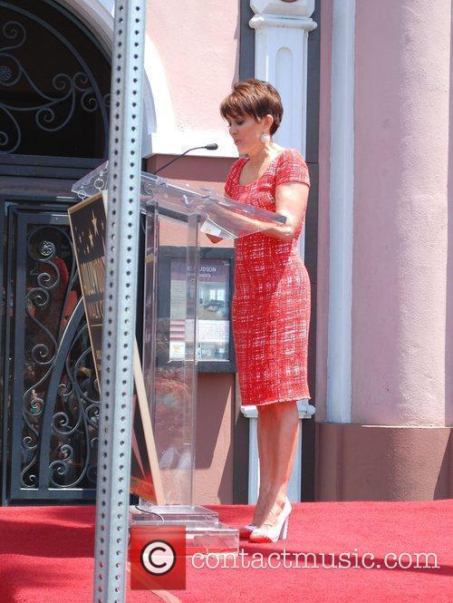patricia heaton is honored with a hollywood 3900440