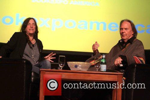 Patti Smith and Neil Young 9