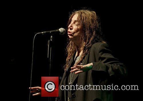 patti smith performs live at manchester academy 5906689