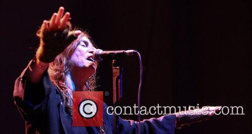 patti smith performs live at the troxy 5911760