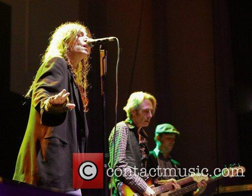 patti smith performs live at the troxy 5911783