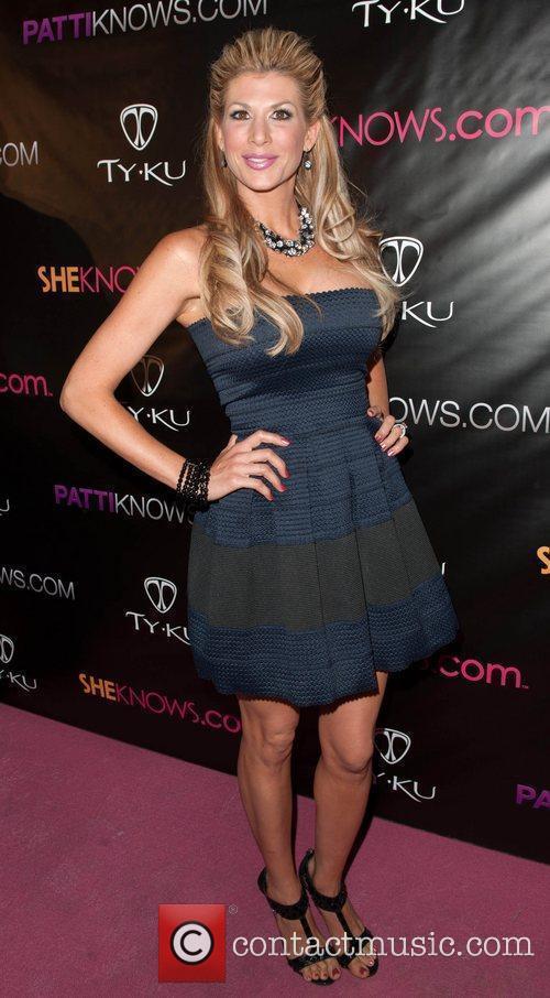Alexis Bellino  Bravo Network star Patti Stanger...