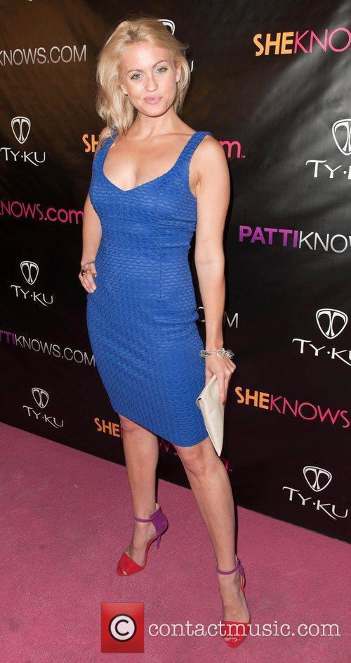 Ashleigh Hubbard  Bravo Network star Patti Stanger...