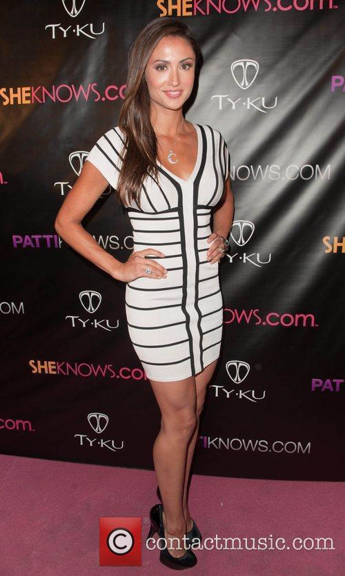 Katie Cleary  Bravo Network star Patti Stanger...