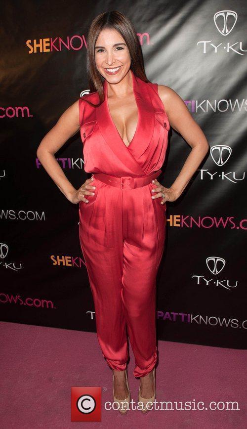Mayra Veronica  Bravo Network star Patti Stanger...