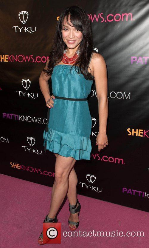 Mayte Garcia  Bravo Network star Patti Stanger...