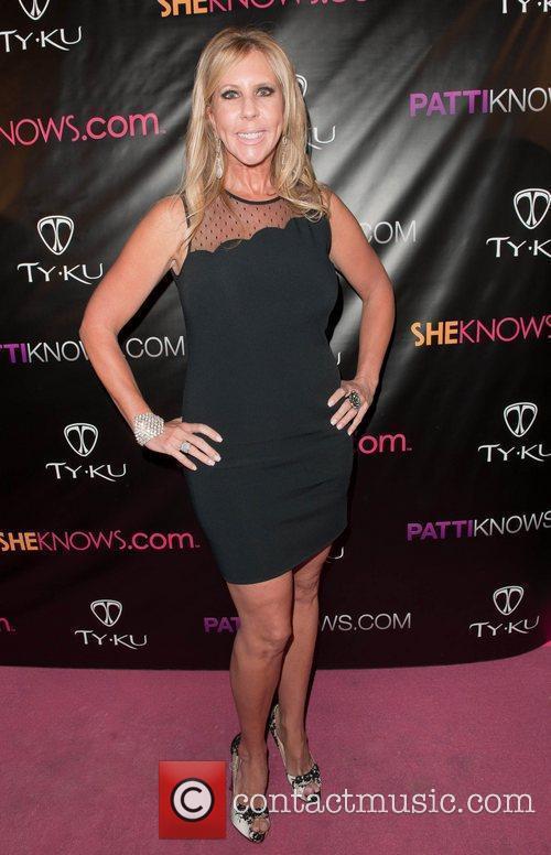 Vicki Gunvalsan  Bravo Network star Patti Stanger...