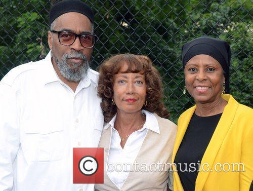 Kenny Gamble, Marlene Wells and Faatimah Abdul-Haqq, WDAS...