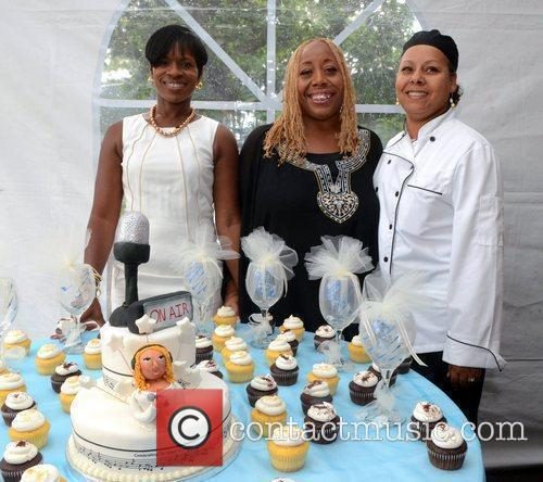 Susan Slawson, Patty Jackson, Linete Mitchell WDAS Patty...