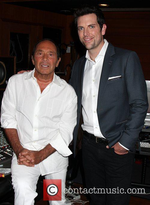 Paul Anka and Mann 2