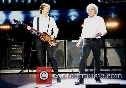 Sir Paul Mccartney, Albert Hall, Paul Weller, Roger Daltrey, Ronnie Wood and Royal Albert Hall 4