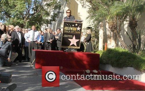 Sir Paul McCartney and Star On The Hollywood Walk Of Fame 18