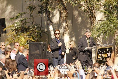 Sir Paul Mccartney, Capitol Records, Star On The Hollywood Walk Of Fame and Walk Of Fame 4