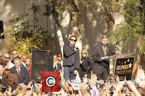 Sir Paul Mccartney, Capitol Records, Star On The Hollywood Walk Of Fame and Walk Of Fame 5