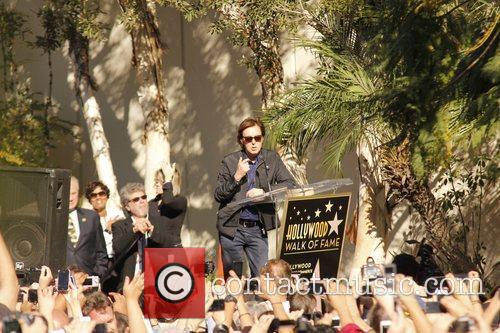 Sir Paul Mccartney, Capitol Records, Star On The Hollywood Walk Of Fame and Walk Of Fame 9