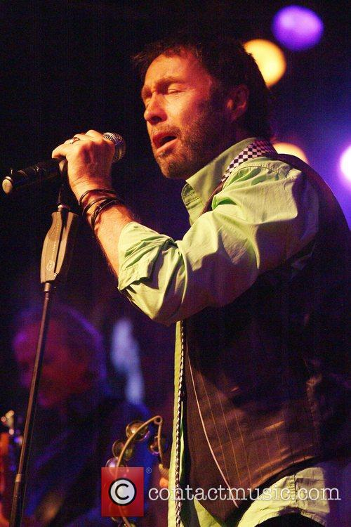 Paul Rodgers plays his only UK date in...