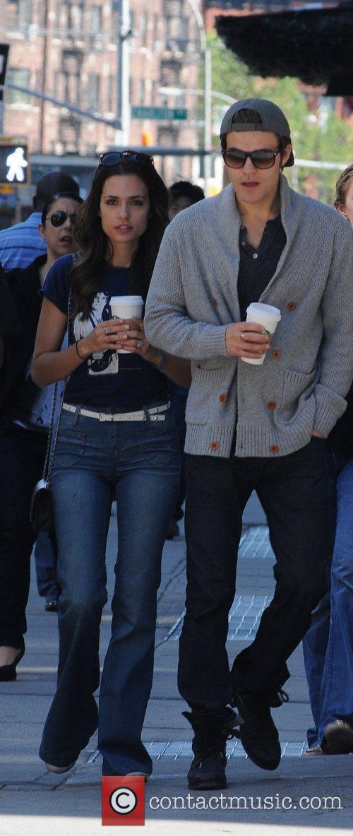 Paul Wesley, Liars and Torrey Devitto 3