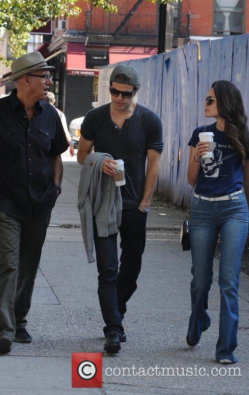 Paul Wesley, Liars and Torrey Devitto 10