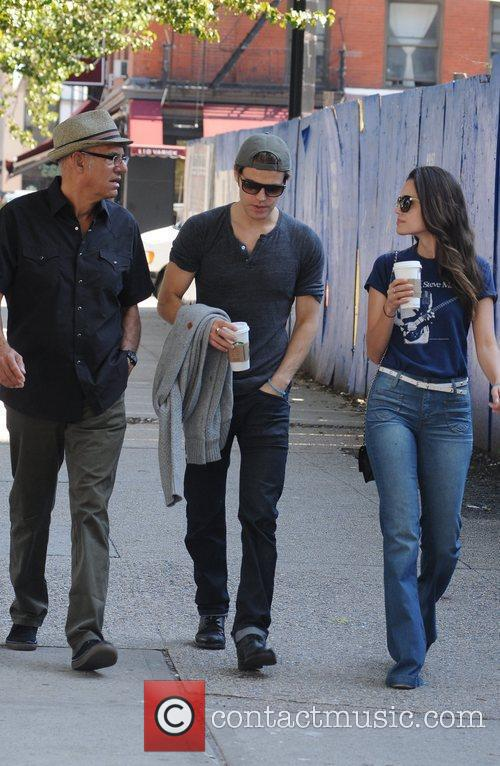 Paul Wesley, Liars and Torrey Devitto 11
