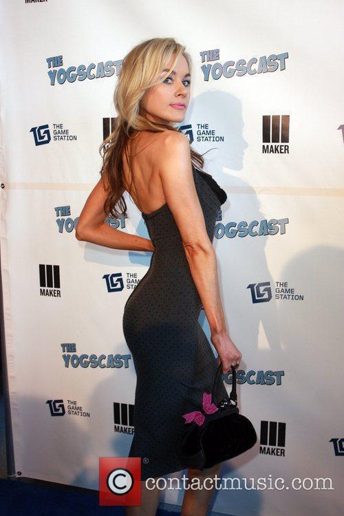 Paula Labaredas at the Yogscast E3 party held...