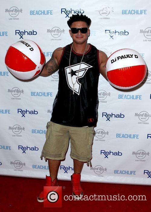 Pauly D Hard Rock Hotel & Casino presents...