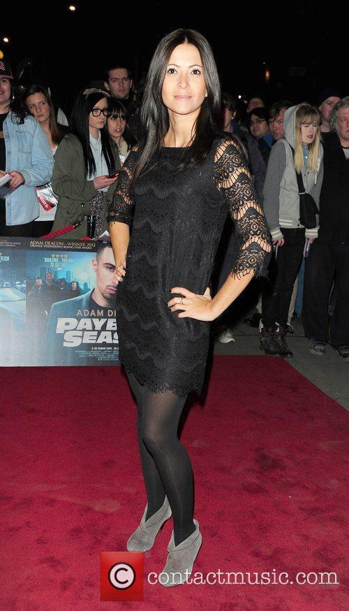 Anouska Mond 'Payback Season' Premiere at the Odeon...