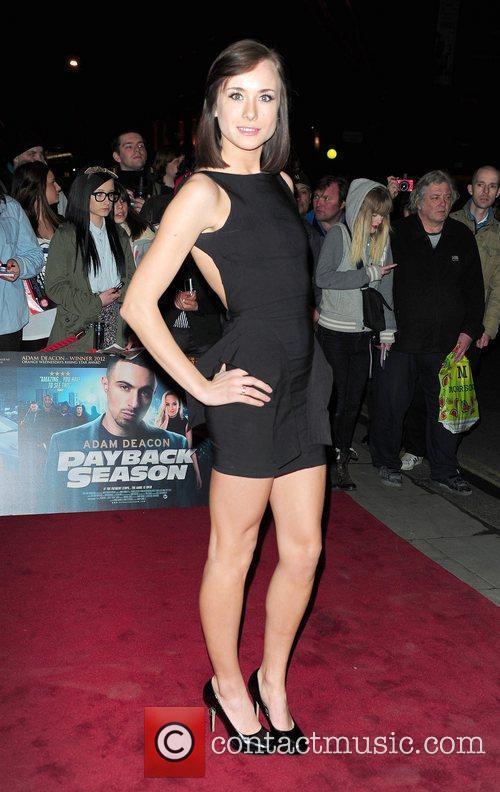Britain's next top model? 'Payback Season' Premiere at...
