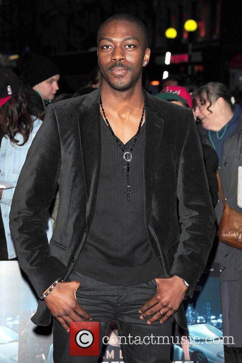 David Ajala 'Payback Season' Premiere at the Odeon...
